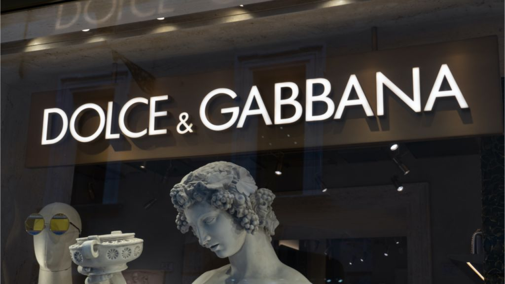 Dolce & Gabbana to Introduce High Fashion-Inspired NFT Collection in Venice-- Bitcoin Information 4