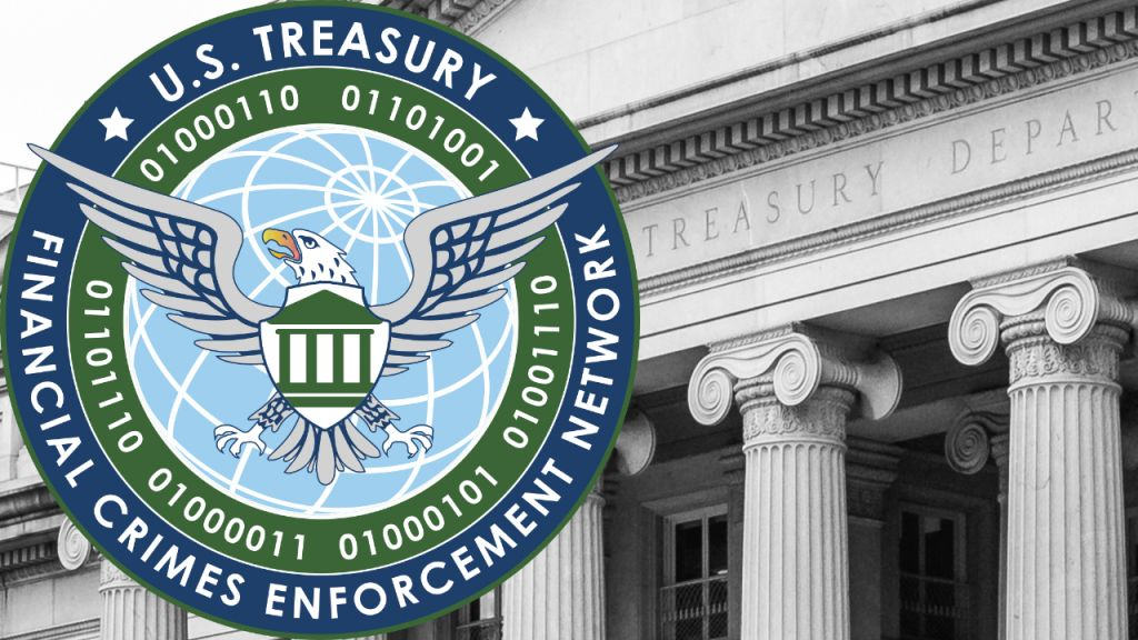 FinCEN Labels Abuse of Cryptocurrencies a National Top Priority-- Guideline Bitcoin Information 1