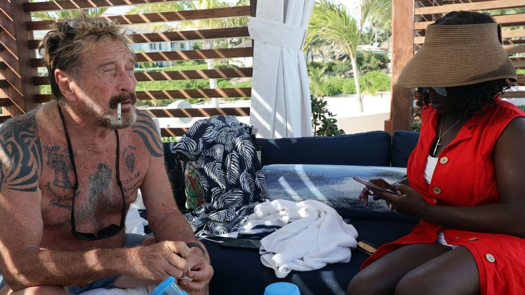 From $100 Million to Absolutely Nothing-- Biographer Claims John McAfee Was Broke When He Passed Away-- Bitcoin Information 1