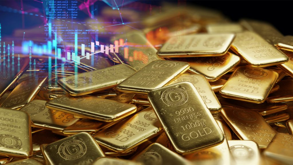 Gold Spikes Greater as Fed's Minutes Record Impends, Reserve Bank Bullion Purchases Begin to Swell-- Business Economics Bitcoin Information 1