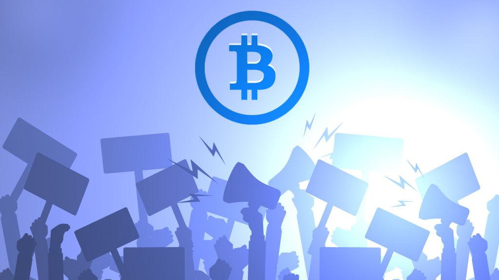 Team of Salvadorans Take to the Streets to Oppose El Salvador's New Bitcoin Regulation-- Bitcoin Information 1