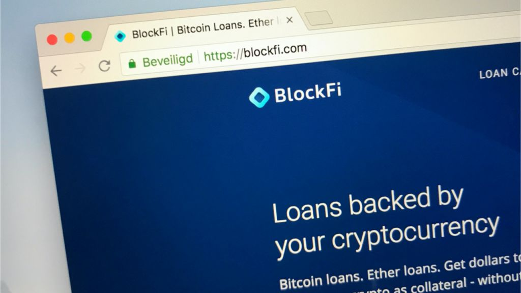 New Jacket's Order Versus Blockfi Extended, Vermont Issues Notification to Crypto Lending Institution-- Guideline Bitcoin Information 1