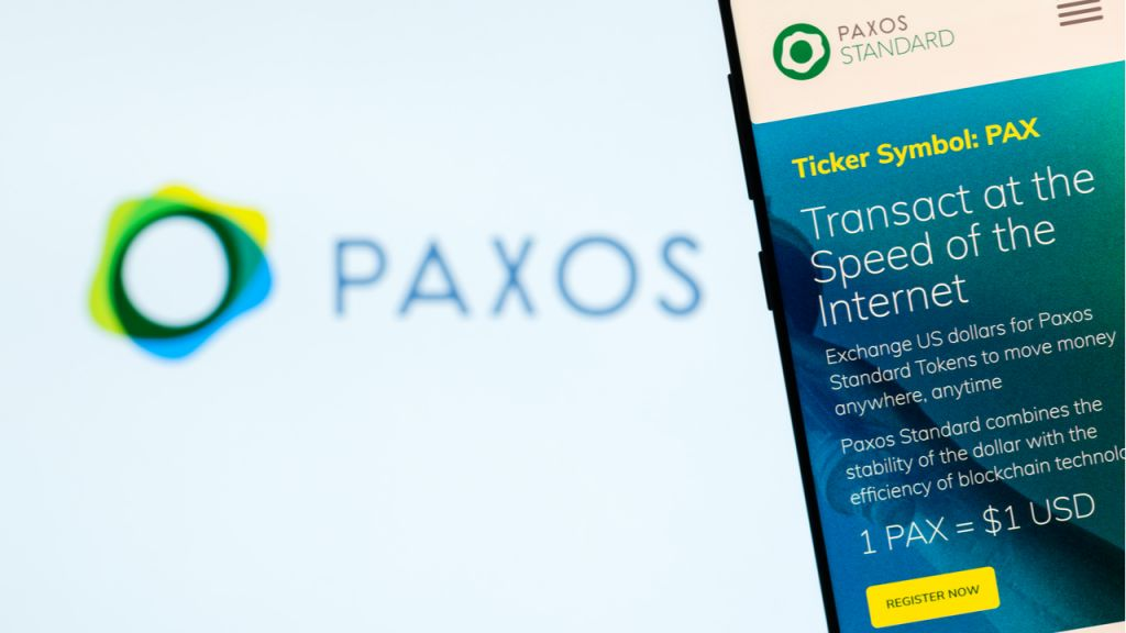 Paxos Requirement Provides Properties Support Its Stablecoins-- Bitcoin Information 1
