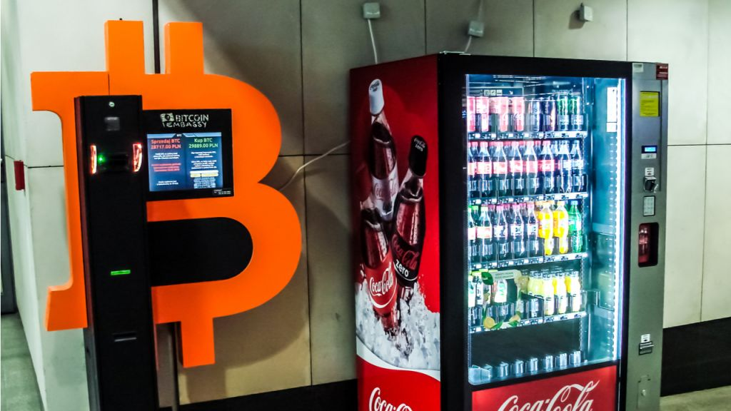 Poland, Romania Ranking in Top 10 for Variety Of Bitcoin Atm machines, Globe's Complete Exceeds 23,000-- Bitcoin Information 5