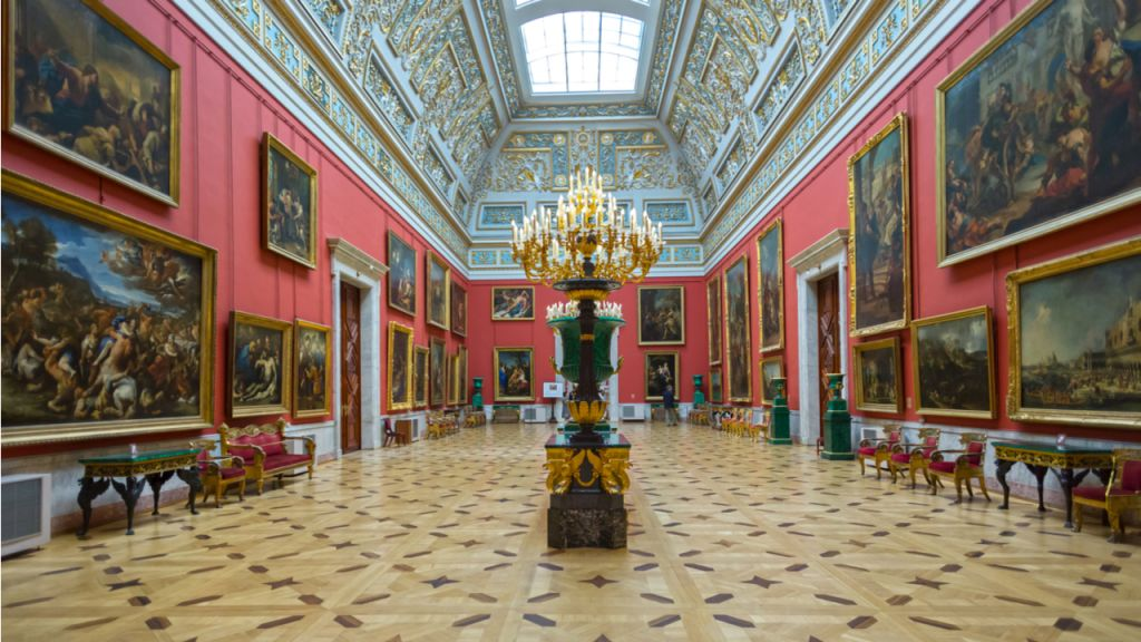 Russia's Famous Hermitage Gallery Goals to Elevate Funds With NFTs-- Included Bitcoin Information 3