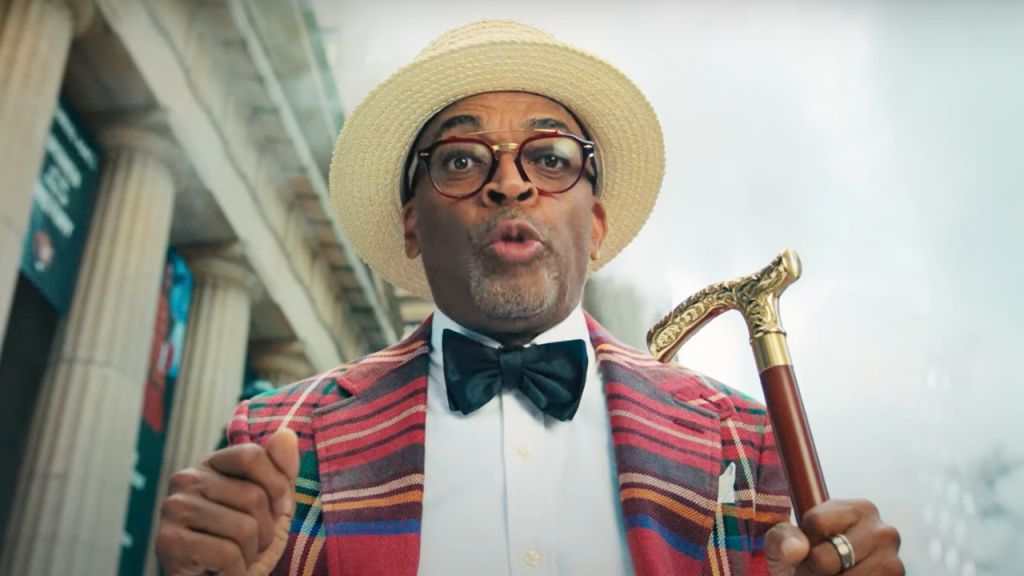 Spike Lee Routes 'Old Money Is Out, New Money Remains In' Industrial for Cryptocurrency Atm Machines-- Included Bitcoin Information 1