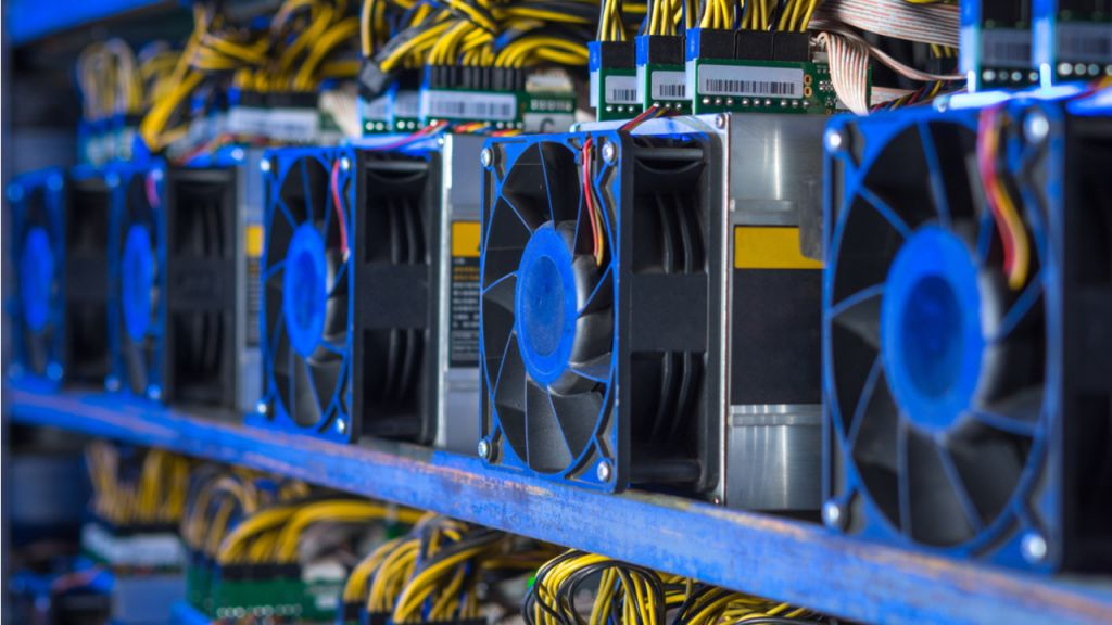 Ukraine Shuts Down Illegal Mining Ranch With 150 Gears-- Mining Bitcoin Information 1