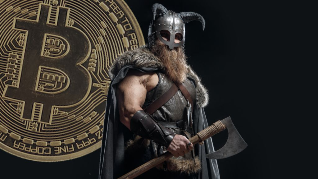 Viking Silver Base On Island of Guy Stands For 1,000-Year-Old Analog Variation of Bitcoin-- Bitcoin Information 1