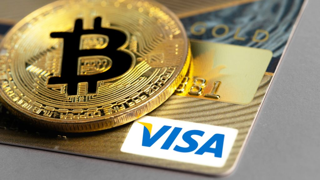 Visa to Accept Cryptocurrency Card by Australian Start-up-- Money Bitcoin Information 1