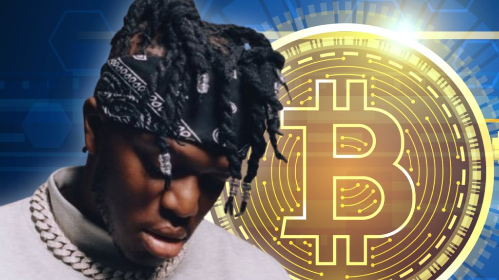 Youtube Super Star KSI 'JJ' Claims He Made After That Shed Many Millions Buying Bitcoin-- Included Bitcoin Information 1