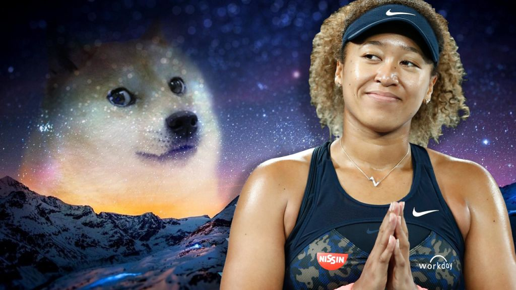 Naomi Osaka Exposes New NFT, Dogecoin Triggers Tennis Celebrity's Rate of interest in Cryptocurrencies-- Bitcoin Information 1