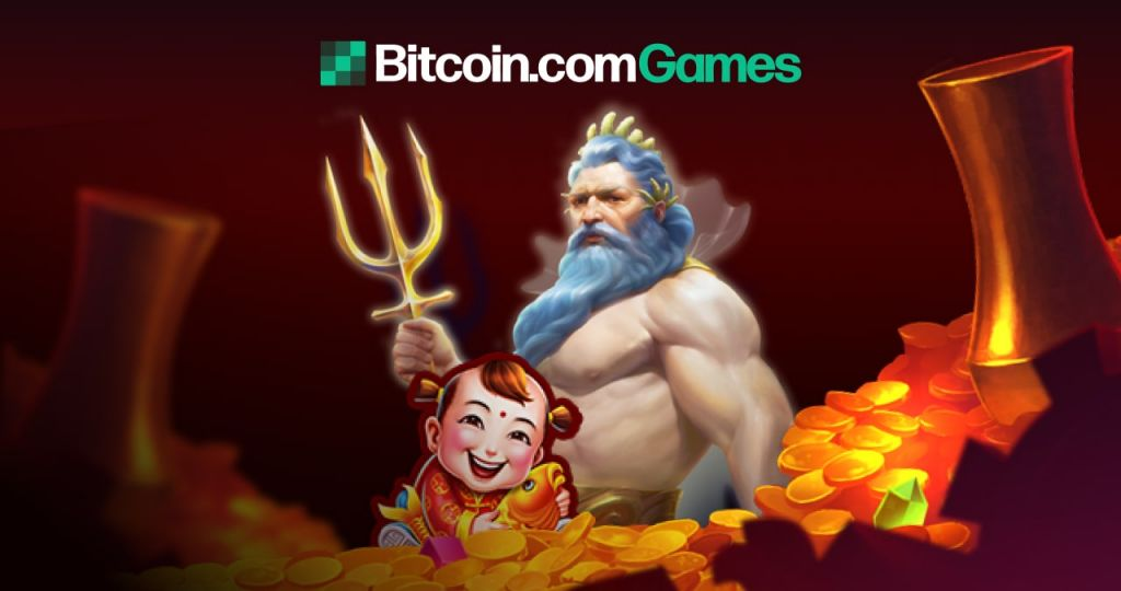 New Gamings from iSoftBet Produce Joyously Attractive Experiences at Bitcoin.com's Online casino-- Promoted Bitcoin Information 1