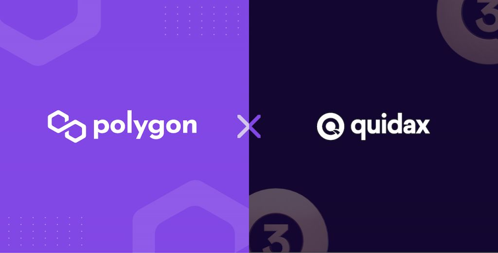 Polygon Participates In Africa With Quidax. Quidax to Release Self-Service Listing, Commemorates 3 Years-- News release Bitcoin Information 1