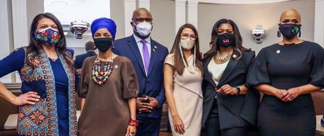 AOC, Pressley, Tlaib 'Prompt' Biden to Change Fed Chair With A Person Happy To Address 'Environment Adjustment'-- Business Economics Bitcoin Information 2