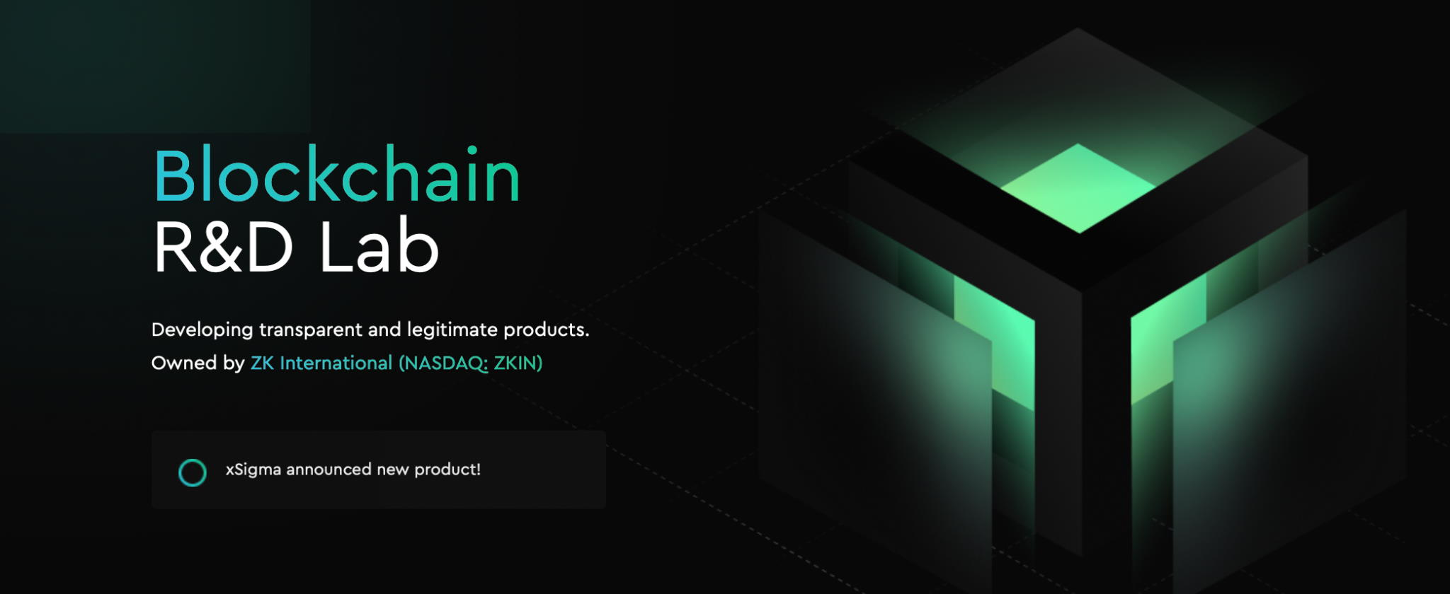 ZKIN-- Funded Bitcoin Information 3