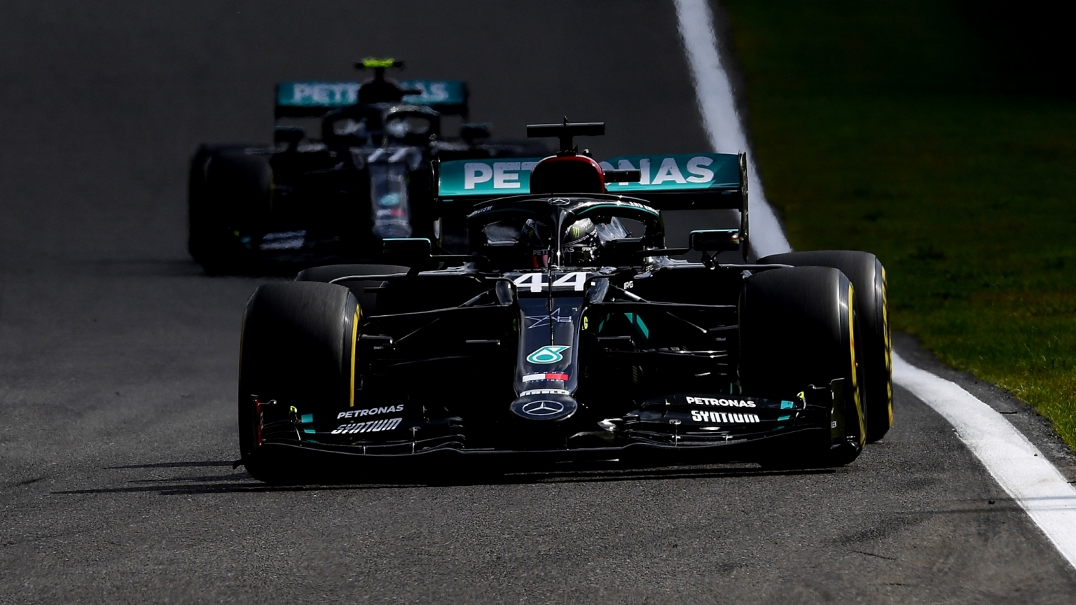 The Mercedes-AMG Petronas F1 Group Inks Long-term Manage Crypto Exchange FTX-- Bitcoin Information 2