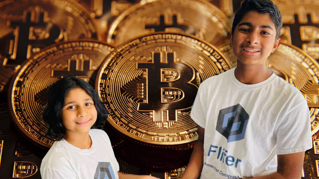 14- as well as 9-Year-Old Bro as well as Sis Duo Generate $30K a Month Mining Crypto With Renewable Resource-- Mining Bitcoin Information 1
