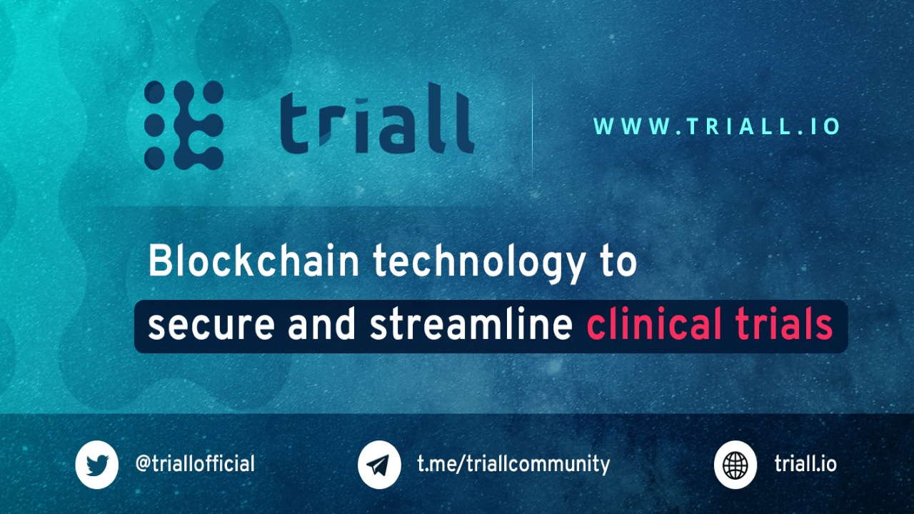 Blockchain Start-up Triall Presents a Tokenized Community to Accelerate as well as Improve Medical Research study-- News release Bitcoin Information 1