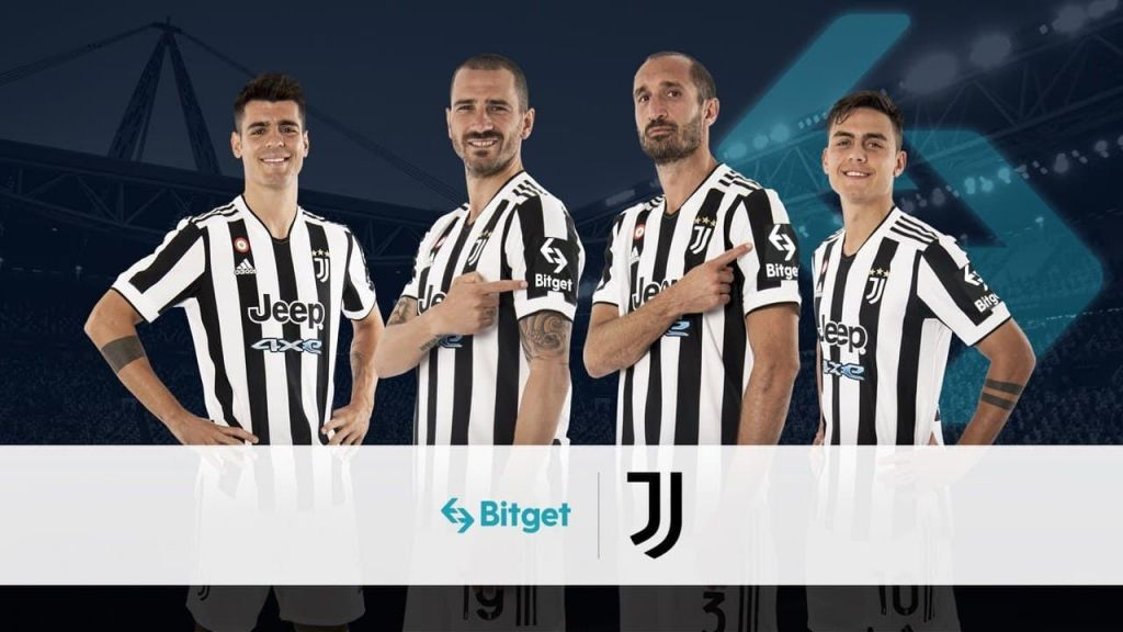 Cryptocurrency Derivatives Exchange Bitget to Enroller Juventus as Its First-Ever Sleeve Companion-- Funded Bitcoin Information 1