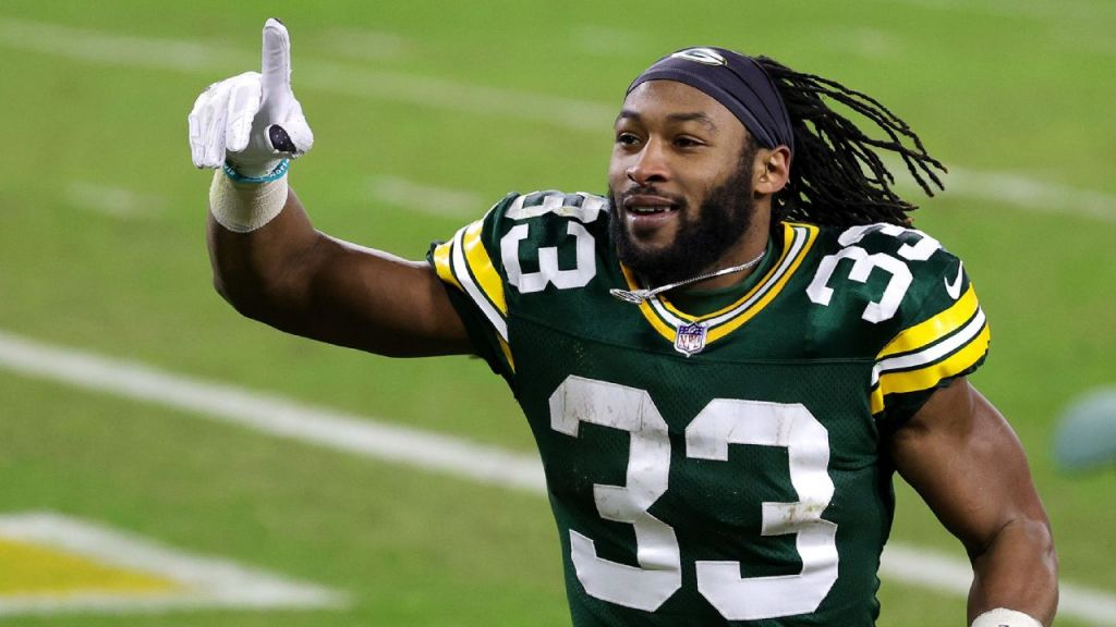Environment-friendly Bay Packers Running Back Aaron Jones Signs Up With Crypto Exchange FTX's Ambassador Group-- Bitcoin Information 1