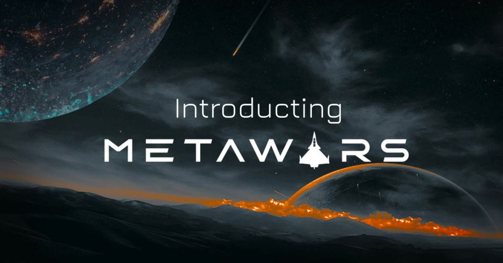 A Strategic Blockchain-Based Video Game in the Metaverse-- Funded Bitcoin Information 1