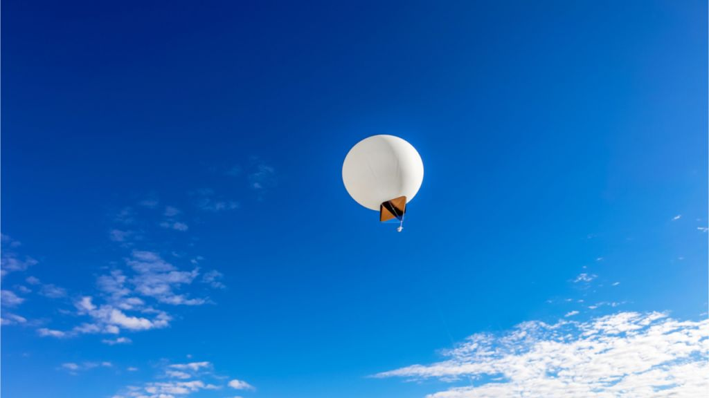 African Weather Condition Balloon Task Utilizes Blockchain to Track Environment in West Africa-- Meeting Bitcoin Information 1