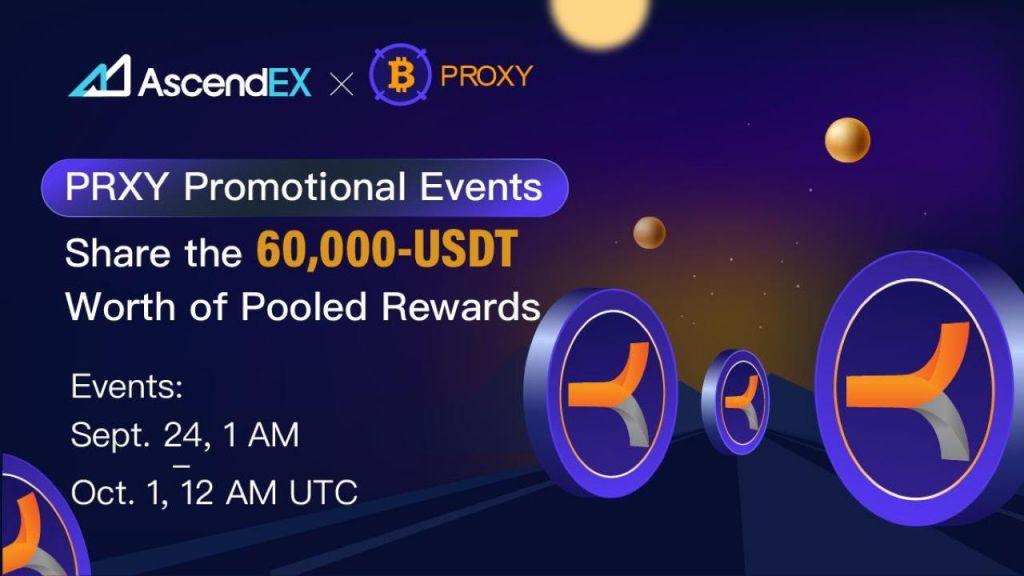 BTC Proxy Details on AscendEX-- News release Bitcoin Information 1
