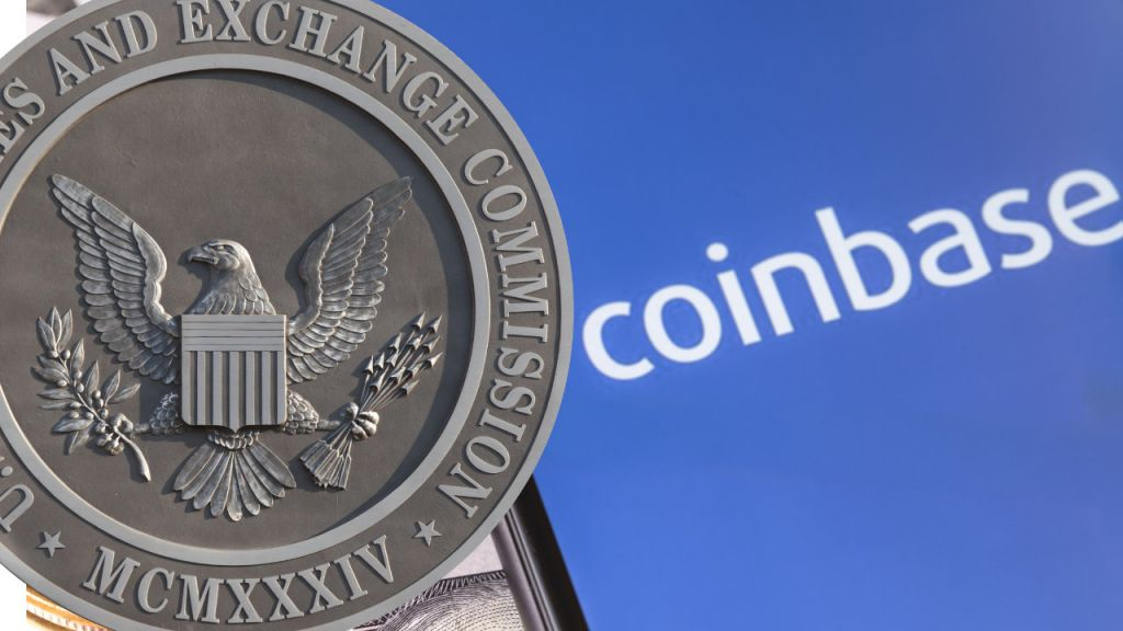 Coinbase Deserts Strategy to Release Provide Program After SEC Threatens Suit-- Exchanges Bitcoin Information 1