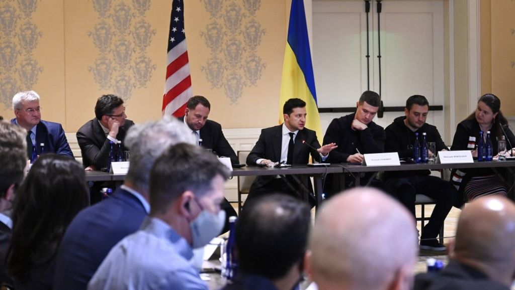Crypto Market Is 'Growth Vector' of Country's Digital Economic situation, Ukraine Head Of State Claims-- Business Economics Bitcoin Information 6