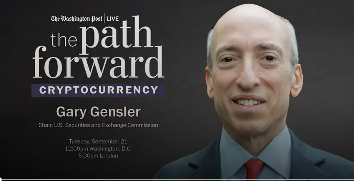 Did The SEC's Gary Gensler Threaten Crypto As Well As DeFi In The WaPo Meeting? 1