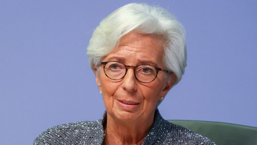 ECB Head Of State Christine Lagarde Urges Cryptos Are Not Currencies, Telephone Calls Them Highly Speculative, Dubious-- Policy Bitcoin Information 1