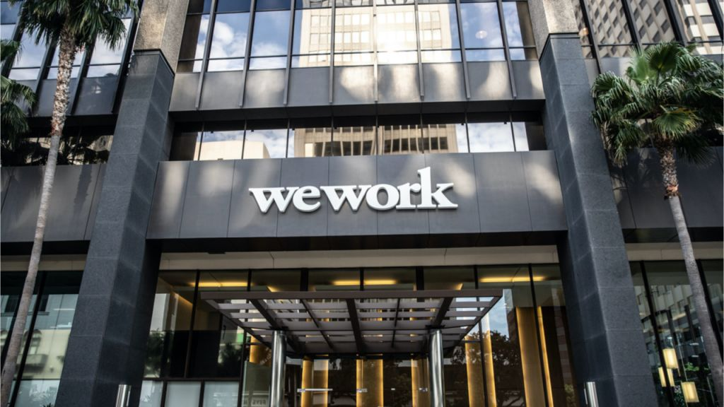 Fintech Company Revolut Spends For Dallas-Based Wework Office With Bitcoin-- Bitcoin Information 1