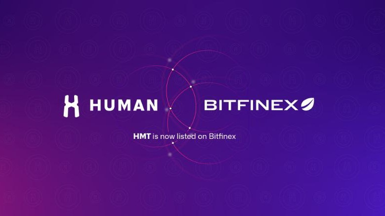HUMAN BEING Procedure (HMT) Reveals Noting on Bitfinex-- Funded Bitcoin Information 1