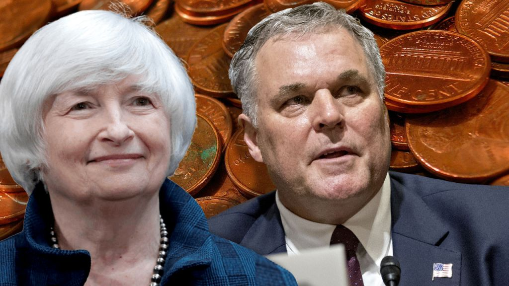 Internal Revenue Service, Janet Yellen Press Legislators to Press 'Tax Obligation Conformity Schedule'-- Financial Institutions to Record Down Payments, Withdrawals of $600-- Tax Obligations Bitcoin Information 1