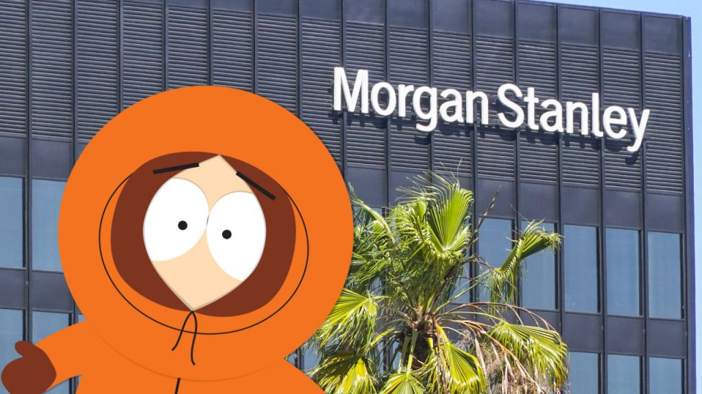 Morgan Stanley's Exec Likens Bitcoin's Durability to Kenny That Passes Away in Every South Park Episode-- Included Bitcoin Information 1