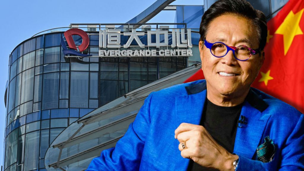 Rich Father Poor Father Writer Telephone Calls Evergrande a 'Home of Cards' While China's Authorities Preparation for Company's Death-- Business economics Bitcoin Information 1
