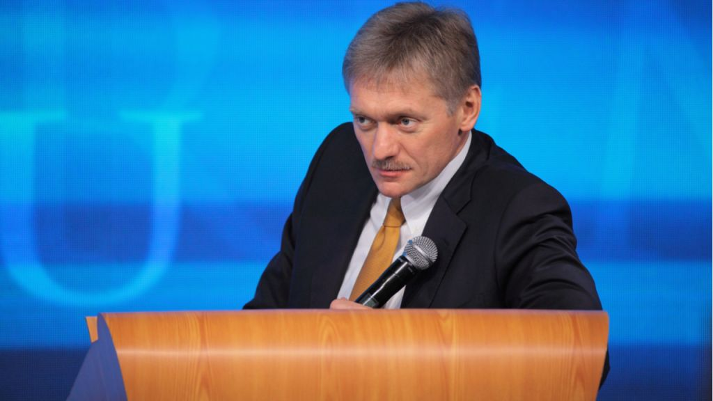 Russia Not Ready for Bitcoin as Legal Tender, Putin's Spokesperson Peskov States-- Guideline Bitcoin Information 1