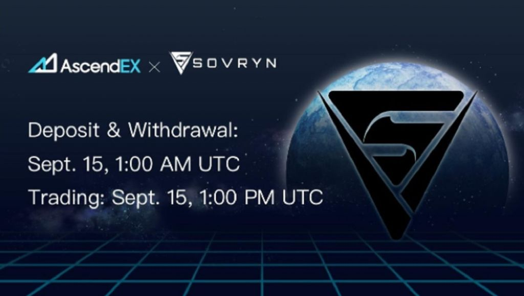 Sovryn Notes on AscendEX-- News release Bitcoin Information 3