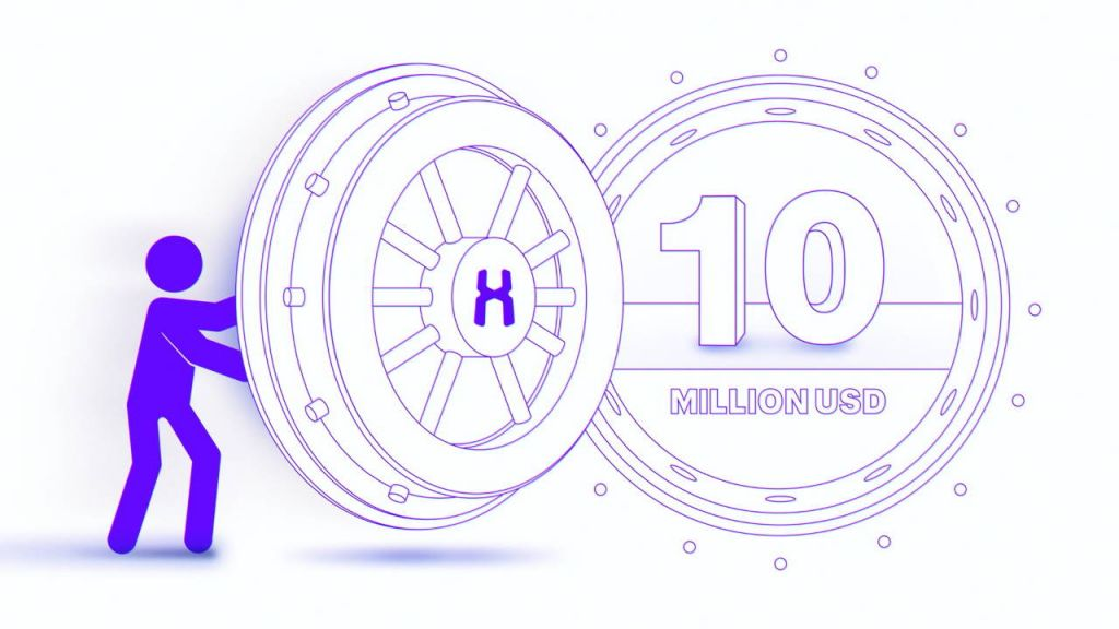 $10 Million to Fund the Following Wave of Human Being Method Solutions-- News release Bitcoin Information 2