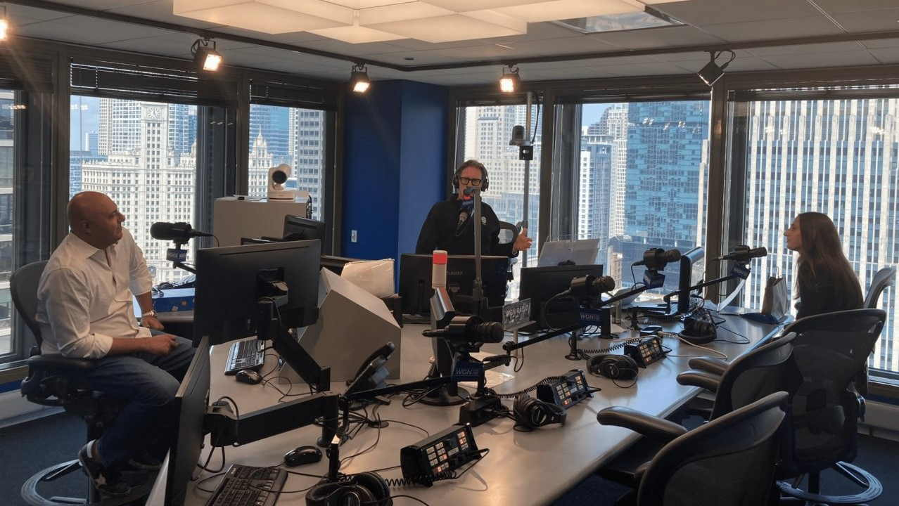 Bitcoin of America Collaborating With WGN Radio to Advertise Cryptocurrency Education and learning-- News release Bitcoin Information 1