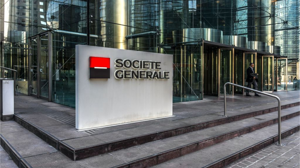 Third-Largest Financial Institution in France Societe Generale Recommends Use Defi Method Makerdao-- Defi Bitcoin Information 1
