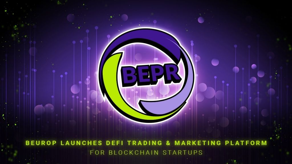 BEUROP Releases DeFi Trading and also Advertising System for Blockchain Startups-- News release Bitcoin Information 9