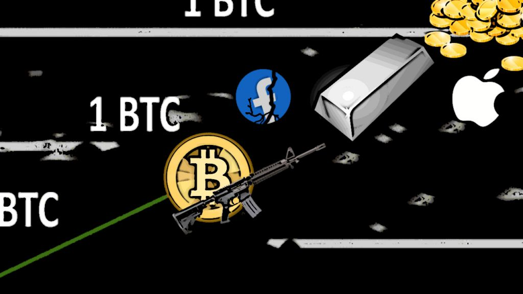 Bitcoin Is Currently Globe's 8th The majority of Prized possession Possession-- BTC Currently Targets Silver's $1.31 T Market Cap-- Market Updates Bitcoin Information 11