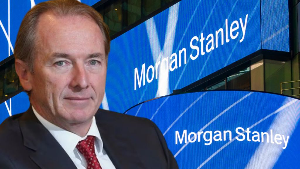 Morgan Stanley Chief Executive Officer Claims Bitcoin Is Not a Craze, Crypto Is Not Disappearing-- Included Bitcoin Information 13